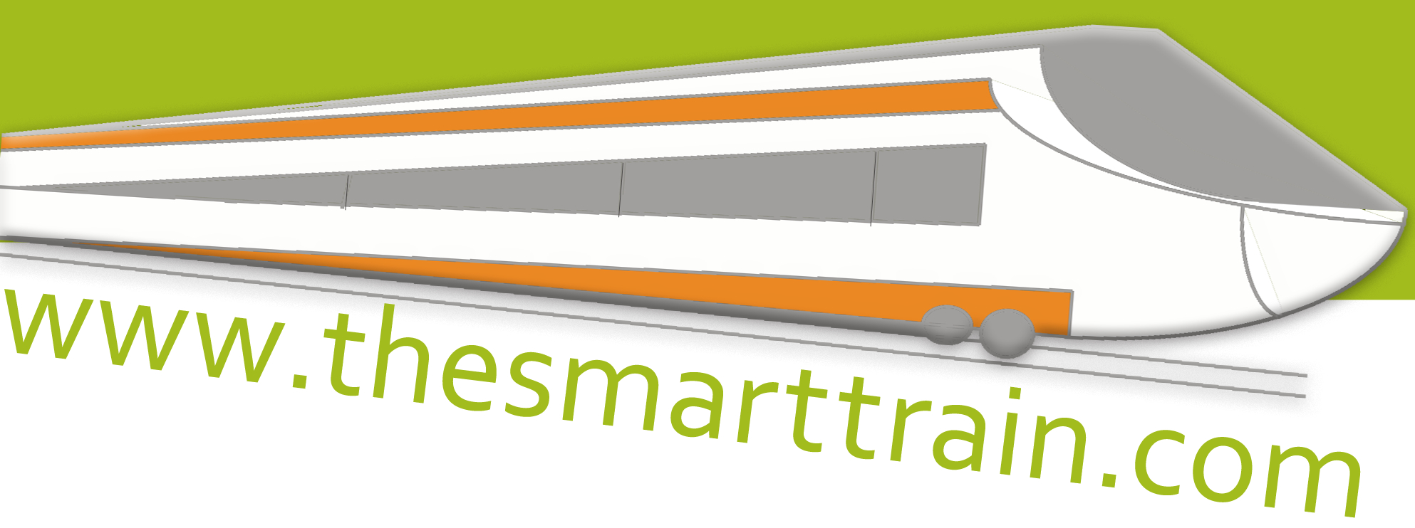The Smart Train Logo
